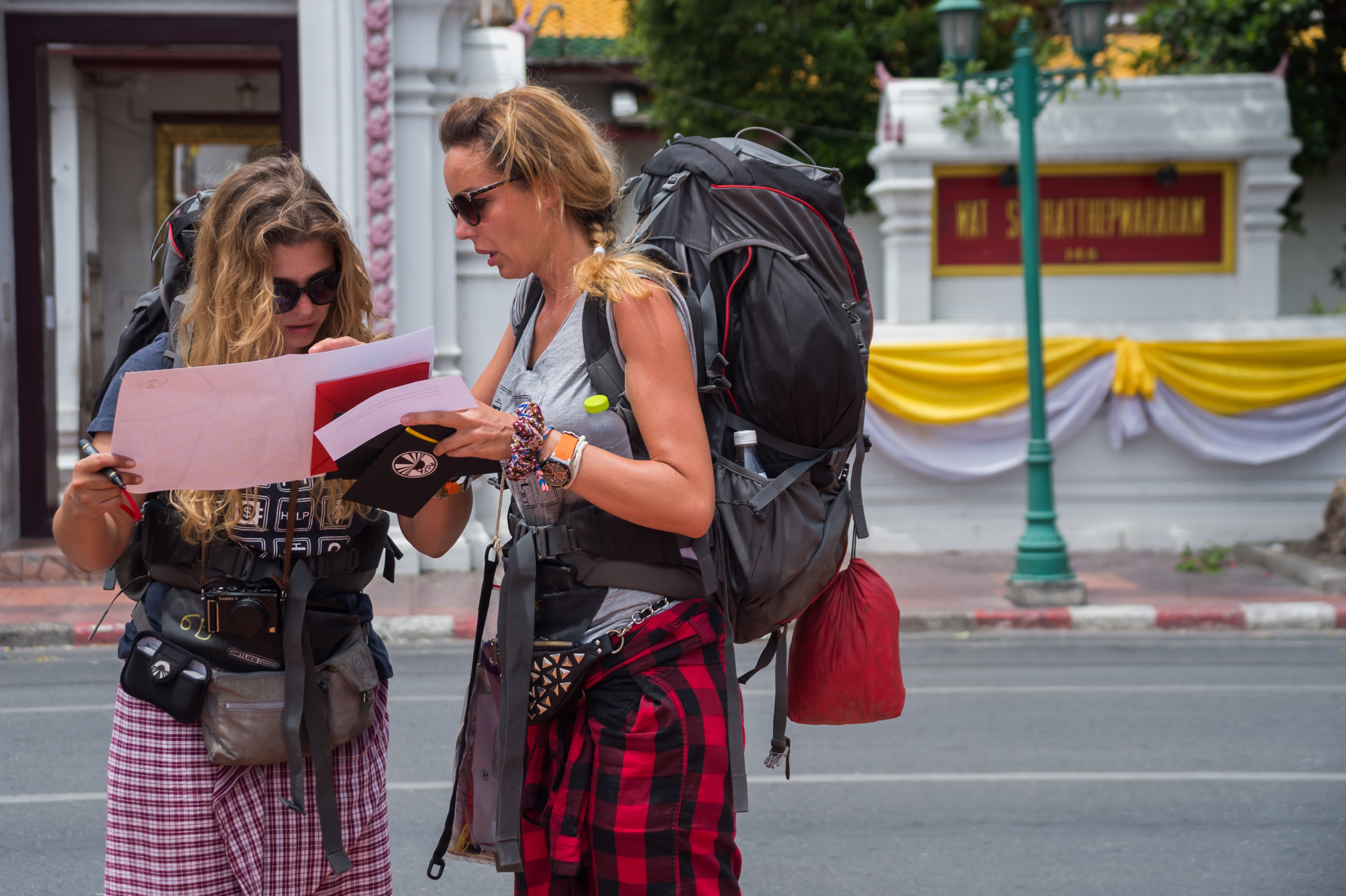 Maria Konarowska i Agnieszka Włodarczyk